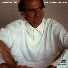 James Taylor That's why I'm here (1985) [CD]
