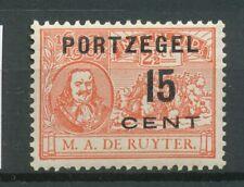 Nederland Port   40 postfris