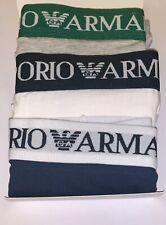 Emporio Armani Boxers 3 Pack (Three Differnt Colours)