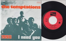 The TEMPTATIONS * 1974 MOTOWN PSYCHSOUL FUNK SOUL * French 45 *