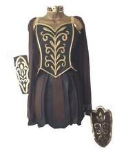 Warrior Princess Fantasy Fancy Dress Cosplay Halloween Superhero New 10 12