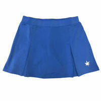 BOAST Women's Bright Blue Pleated Court Tennis Skirt $88 NEW