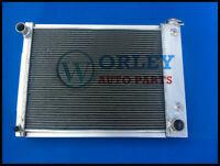 4 Rows aluminum radiator 1967-1969 for Camaro / Pontiac Firebird Trans Am V8