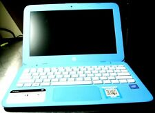 HP Stream 11-y010wm Windows 10 Netbook