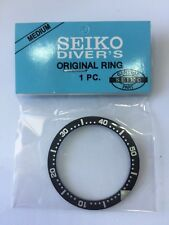 BEZEL INSERT FOR SEIKO 4205/7S26 UNISEX DIVER´S WATCHES