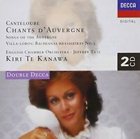 Lynn Harrell - Canteloube:Chants dAuvergne/Villa-Lobos:Bachianas Brasileira [CD]