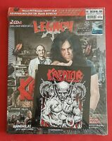 Legacy Nr.124 01/2020 Kreator + 2 CDs Exclusive Kreator CD  ungelesen
