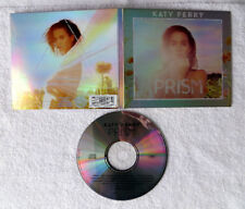 "KATY PERRY - ""Prism"" 2013 CD Digipak Case Mint"