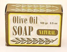 Natural Olive Oil Soap 100 Grams 3.5Oz Made In Israel