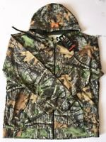 Under Armour Men's Obsession Mossy Oak Lightweight Camo Zip Hoodie (DX-08)