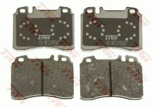 TRW Front Brake Pads GDB962 MERCEDES-BENZ 190 Sedan (W201) E 2.5-16 Evolution