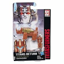 Transformers Generations Titans Return Titan Master RAMHORN (C2391) by Hasbro