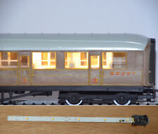 Standard Coach Lighting Strips Warm White - Train Tech CL2 - OO gauge free post