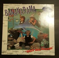 Bananarama - Deep Sea Skiving - LP - 810943-1 - New Wave Synth Pop