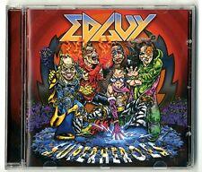 CD ★ EDGUY - SUPERHEROES ★ 6 TRACKS ALBUM ANNEE 2005 ★