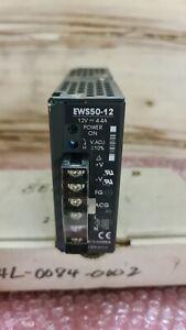 NEMIC-LAMBDA EWS50-12 POWER SUPPLY ***NEW** Warranty!!!!