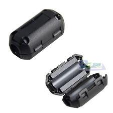 70B Anti-interference Snap-on Noise Filter Magnet Shielded Ring for USB AV Line