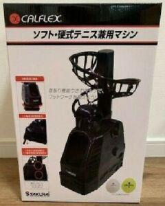 CALFLEX Souple / Rigide Tennis Tirage au Sort Machine CT-014 De Japon