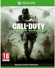 Call Of Duty Modern Warfare Remastered (Xbox One)