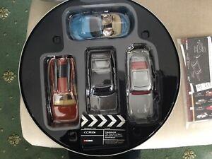 Corgi 007 The Definitive Bond Collection, James Bond Set Of Cars