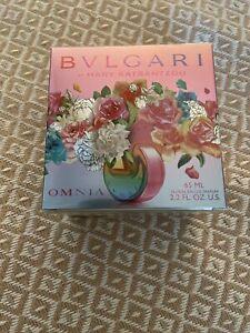 BVLGARI Omnia By Mary Katrantzou Limited Edition Eau de Parfum Spray, 2.2oz New