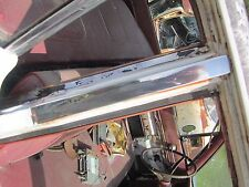 64 MERCURY COMET 4 DOOR RIGHT EXTERIOR CENTER B-PILLAR POST TRIM MOLDING 1964