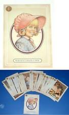 RETIRED AMERICAN GIRL KIRSTEN TRADING CARDS! COMPLETE 60 CARD SET! MATCH 5 BOOKS