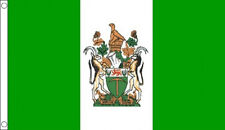 5' x 3' Rhodesia Flag Rhodesian African Old Zimbabwe Banner