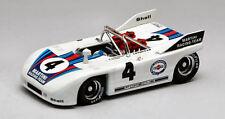 Porsche 908/3 #4 4th 1000 Km Nurburgring 1971 Van Lennep / Marko 1:43 Model