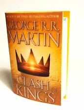 """George RR Martin """"A Clash of Kings"""" faux mini book for FR, Barbie, 12"""" dolls"""