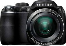 "Fuji S4000 14MP 30x Zoom Digital Bridge Camera Fujifilm FinePix ""DSLR Style""2354"
