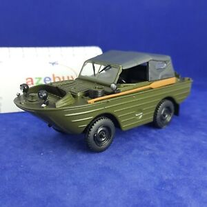 GAZ 46 Soviet Amphibious Jeep USSR 1954 Year 1/43 Scale Collectible Model Car