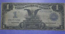 1899 Date right Large Size Silver Certificate Good