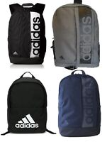 Adidas Linear Performance Backpack Sports School Bag Rucksack Training Travel