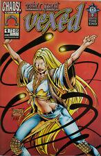 The Omen Vexed 1998 Chaos! Comics NM