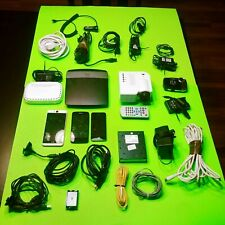 Lot of Miscellaneous Electronics, Iphone 5s, Samsung Galaxy, Tv Projector & More