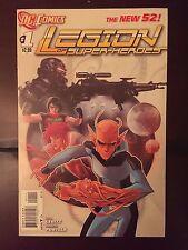 Legion Of Super-Heroes Vol.7 Complete Series New 52 2011