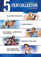 Best of Warner Bros 5 Film Collection Comedy DVD