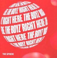 THE BOYZ: The Sphere* Full Package Poster (CD, Kakao M) 1st Single Album K-POP