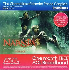 The Chronicles Of Narnia - Prince Caspian  Part 1, 2 & 3 - Audio CD N/Paper RT