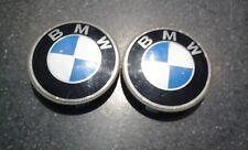 TWO BMW 3 5 SERIES   WHEEL CENTER CAPS  36.13-1180419