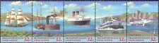 UN (NY) 1997 Transport/Boats/Nautical/Sailing/Hovercraft/Liner 5v s-t stp n33869