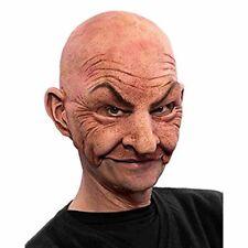 Johnny Bald Old Man Funny Adult Latex Halloween Mask