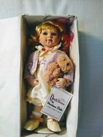 DUCK HOUSE HEIRLOOM DOLL -KARLI