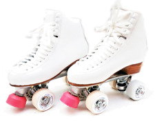 Artistic Roller Quad Skate Size 6.5 - Eu 37 Professional Wheels Giotto Boot
