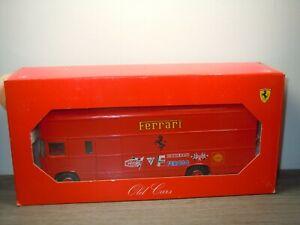 Rolfo Transport Ferrari - Old Cars 1:43 in Box *51766