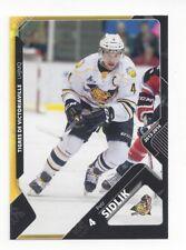 2013-14 Victoriaville Tigres (QMJHL) Petr Sidlik (HC Dukla Jihlava)