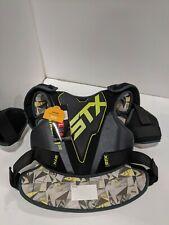 Stx Impact Lacrosse Shoulder Pads Sz Lg