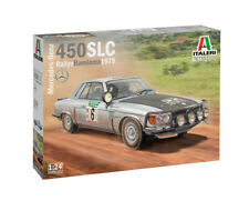 Italeri 1/24 Mercedes-Benz 450SLC Rallye Bandama 1979 # 3632