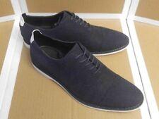 New in Box: ALDO 'NALIAN' MEN'S CAP TOE OXFORD -NAVY- Size US 10.5 / EUR 43.5